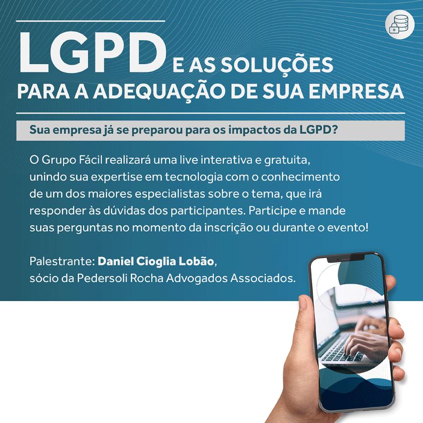 Sua empresa já se preparou para os impactos da LGPD?